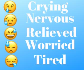 MSG Survey Emojis